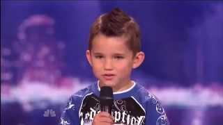 Amazing Young Hip Hop Dancer - 6 years old talented Edward Tanner