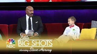 Little Big Shots - Super Small Scientist (Episode Highlight)