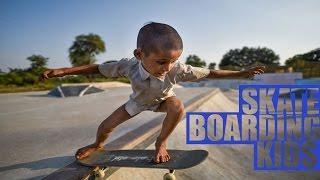 BEST SKATEBOARDING TRICKS OF KIDS 2017 ep.2