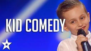 The Funniest Kids on Got Talent! | Got Talent Global